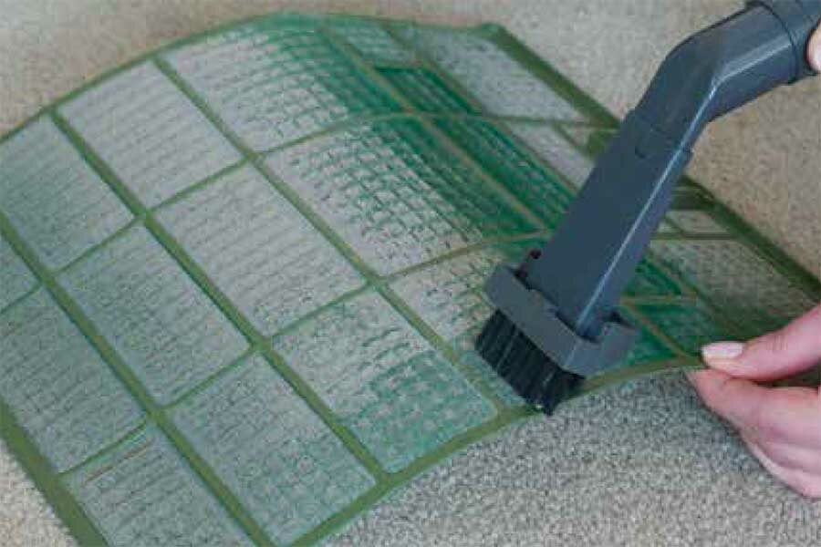 How to clean your Heat Pump & Filters