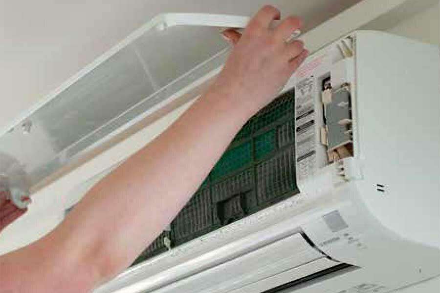 How often should you service a heat pump?